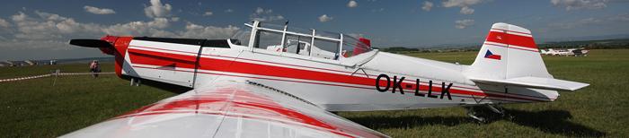 Aeroklubová letadla